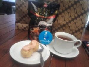 Goodie Bag + coffee break