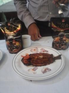 Masakan kelompok 2 - Lomba Masak Bandeng Bakar Spesial